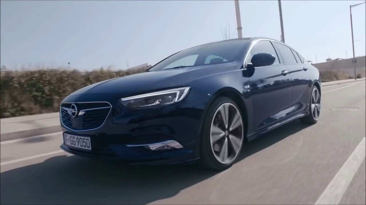 13 All New 2019 Opel Insignia Configurations