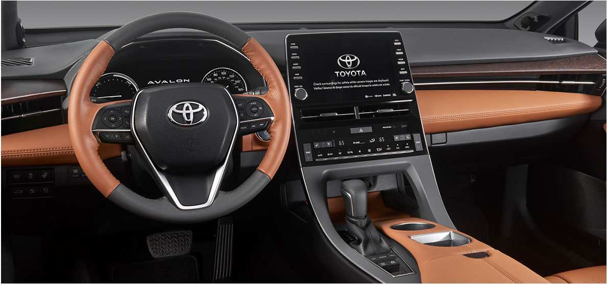 13 All New 2019 Toyota Avalon Wallpaper