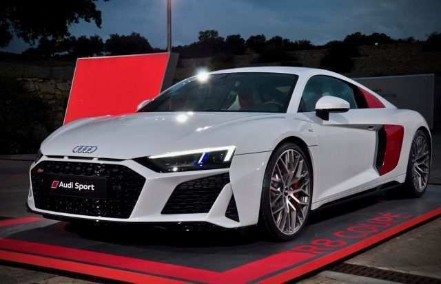13 All New 2020 Audi R8 Gt Spy Shoot