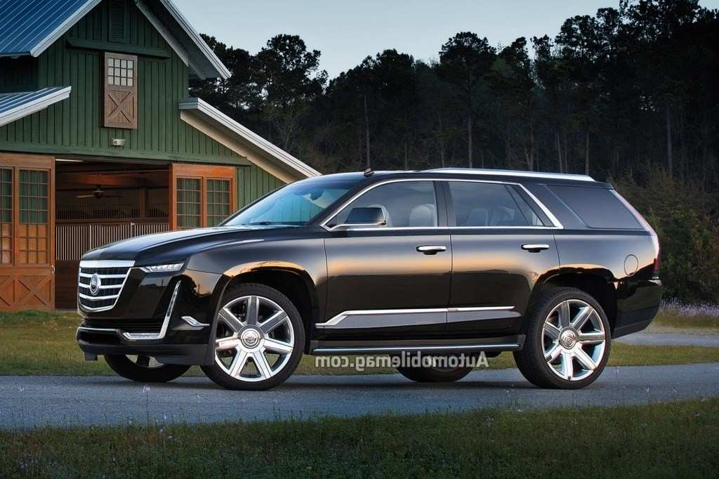 13 All New 2020 Cadillac Ext Model