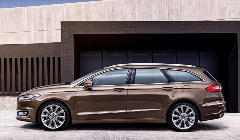 13 All New 2020 Ford Mondeo Photos