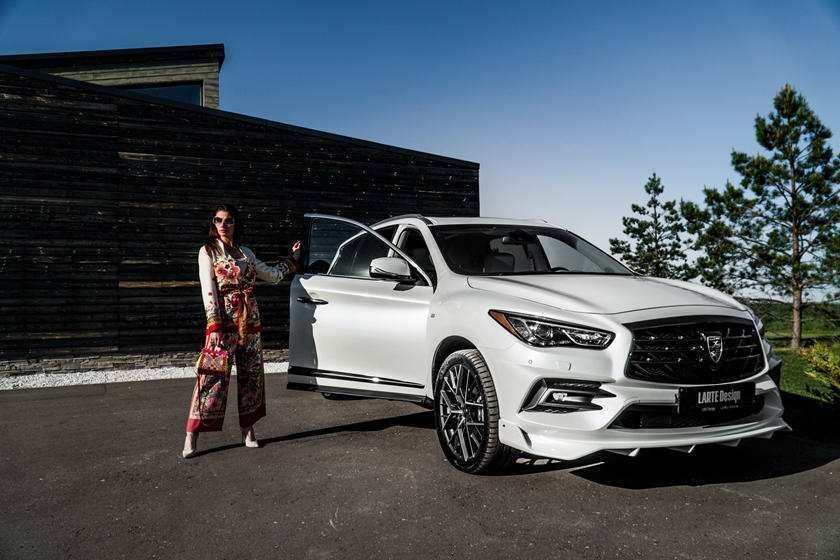 13 All New 2020 Infiniti Qx60 Photos
