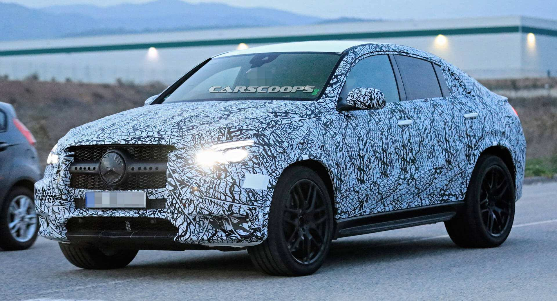 13 All New 2020 Mercedes Gle Coupe Rumors