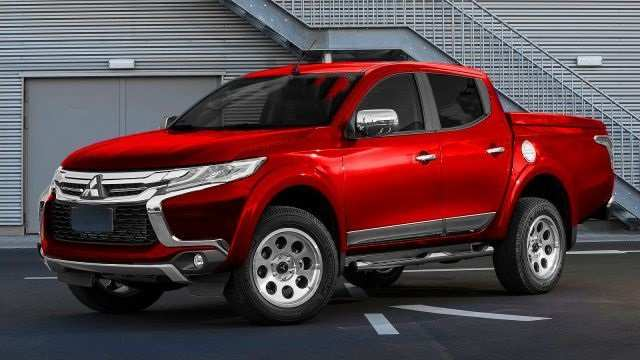 13 All New 2020 Mitsubishi Triton Pictures