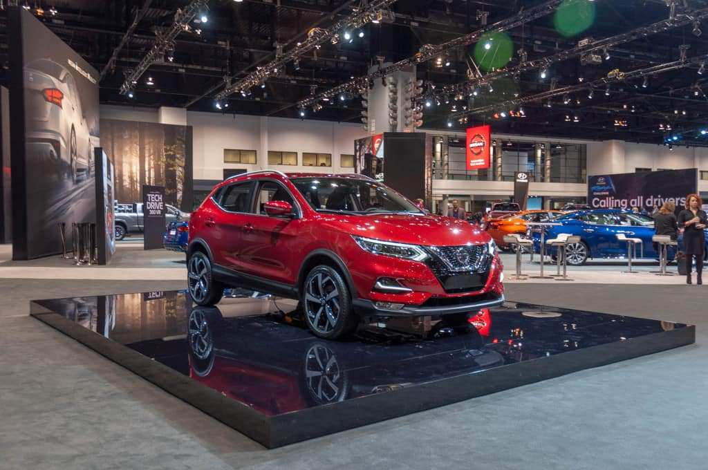 13 All New 2020 Nissan Rogue Model
