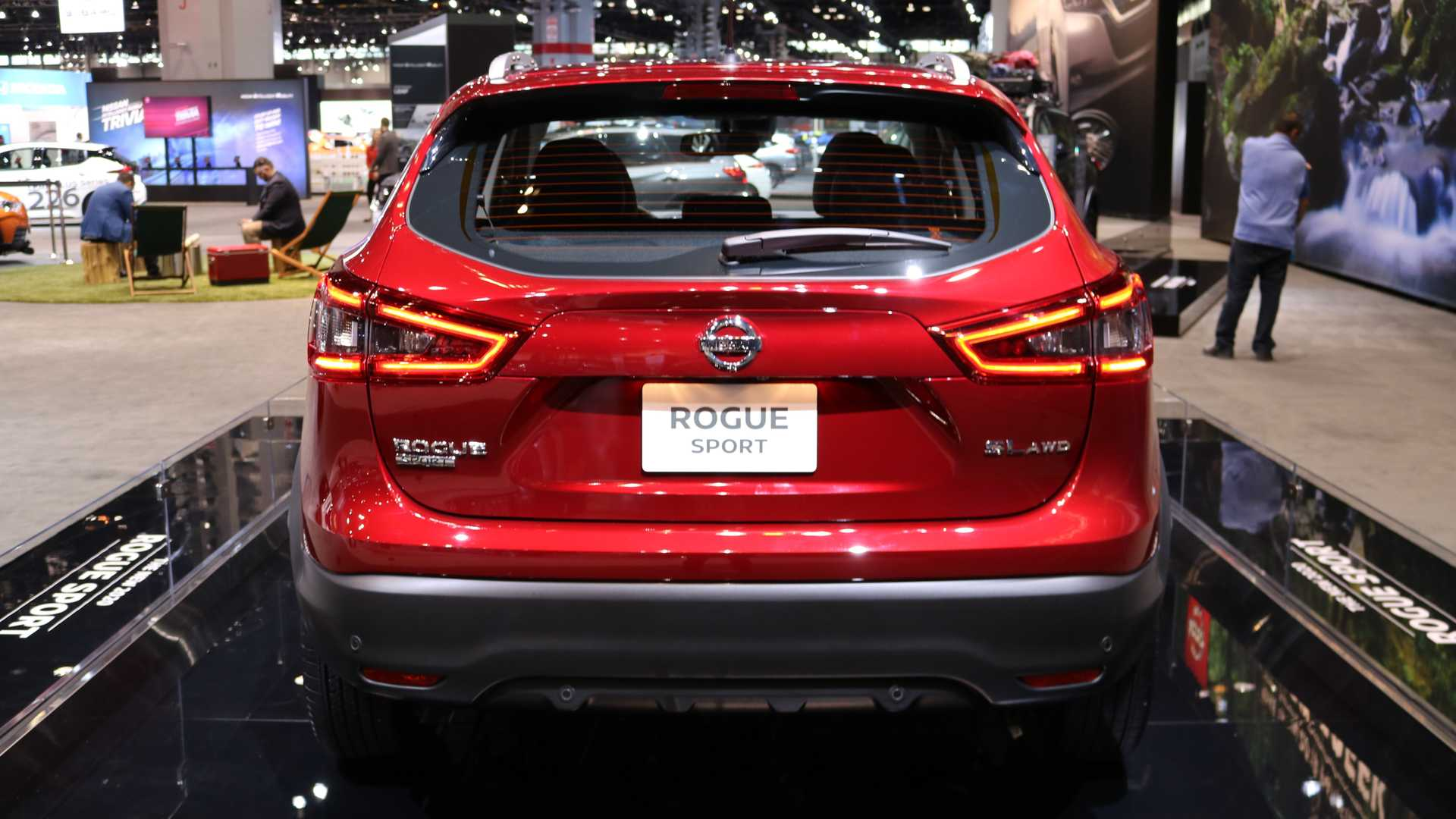 13 All New 2020 Nissan Rogue Ratings