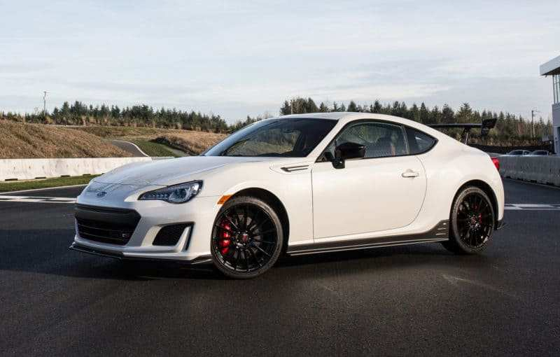 13 All New 2020 Subaru Brz Sti Turbo Performance