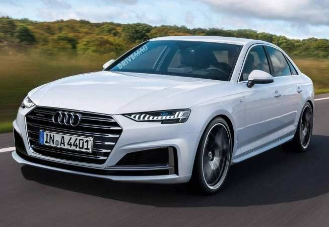 13 All New Audi A4 2020 Interior Price And Review