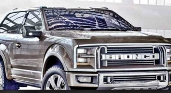 13 All New Ford Atlas 2020 Style