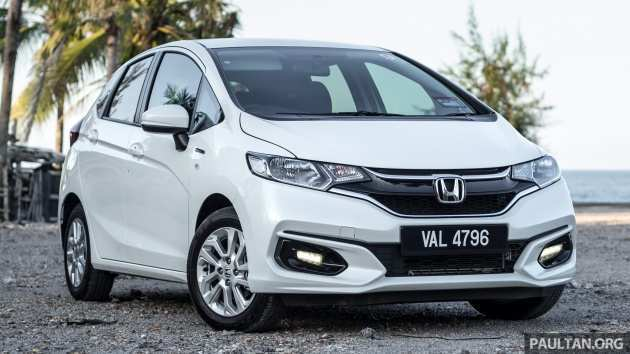13 All New Honda Fit Electric 2020 Ratings