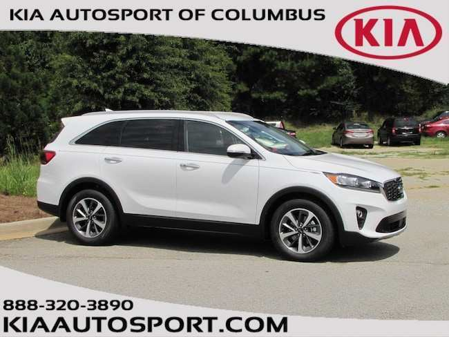 13 All New Kia Sorento 2019 White Redesign