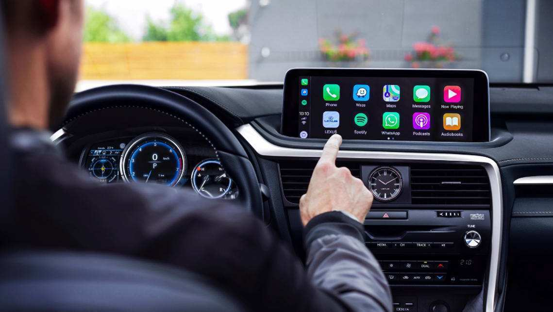 13 All New Lexus Android Auto 2020 First Drive