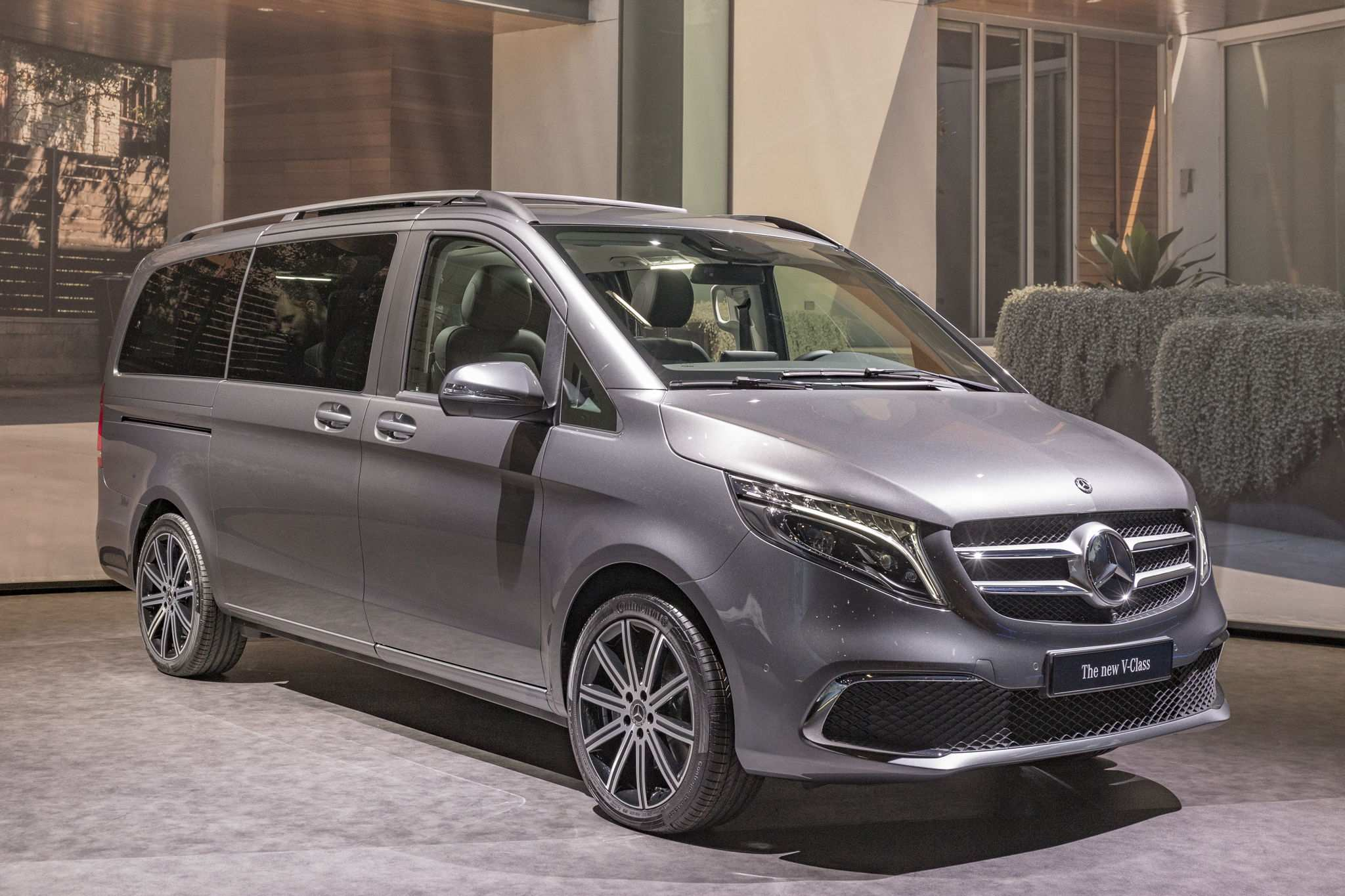 13 All New Mercedes V Klasse 2019 Release