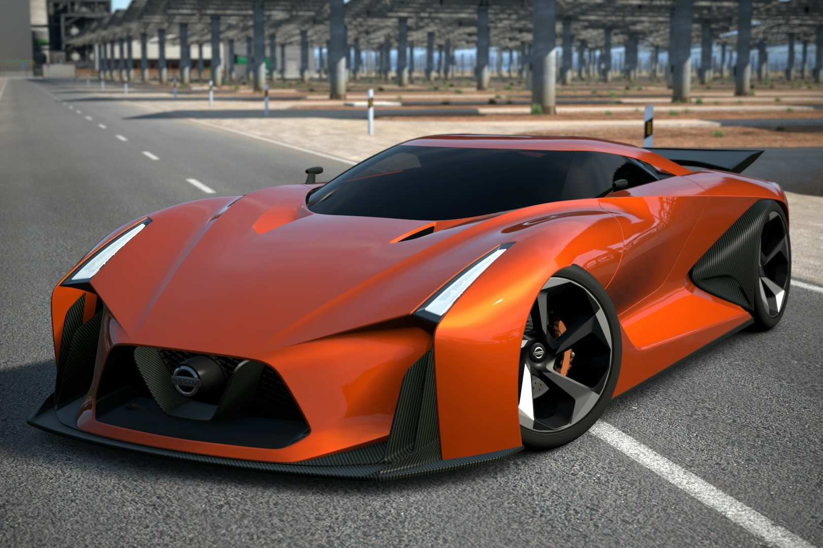 13 All New Nissan Concept 2020 Top Speed Picture