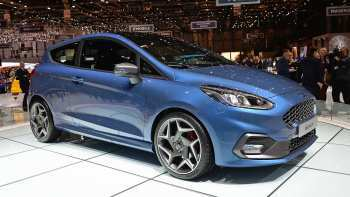 13 Best 2019 Ford Fiesta St Rs Picture