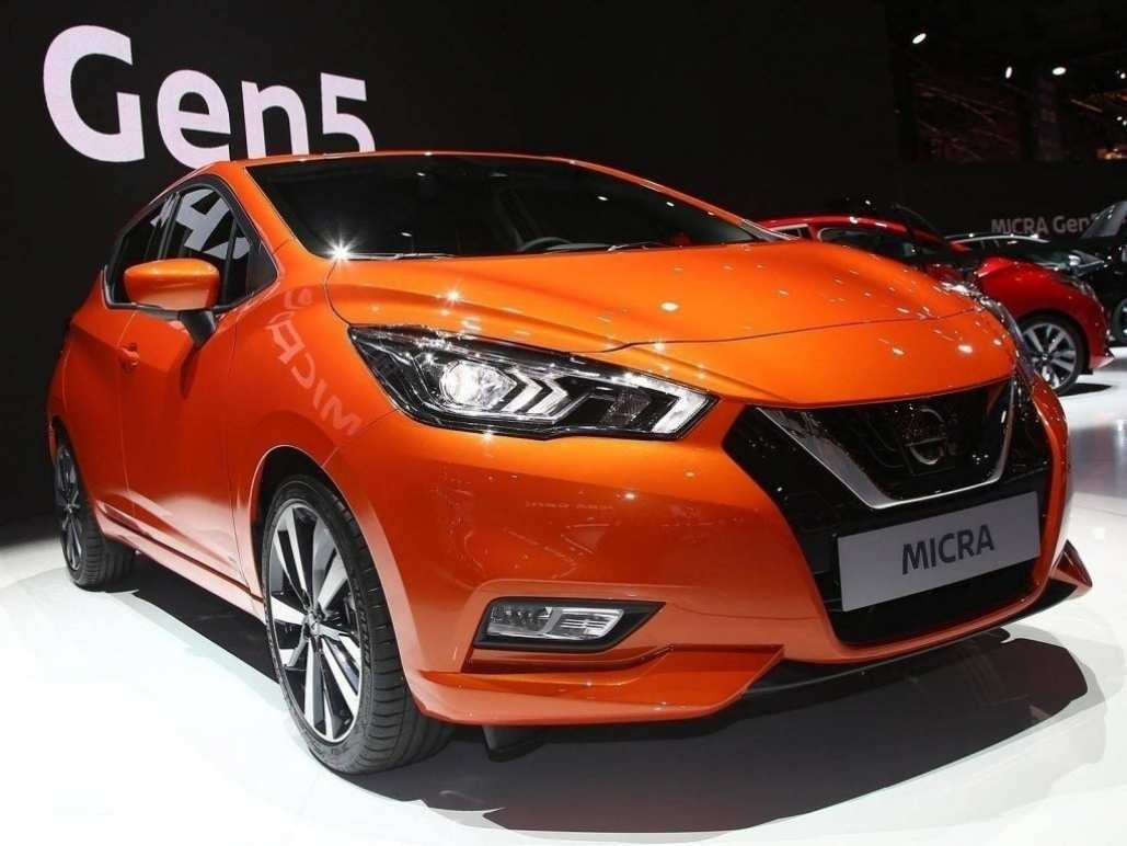 13 Best 2019 Nissan March Mexico Columbia Performance And New Engine