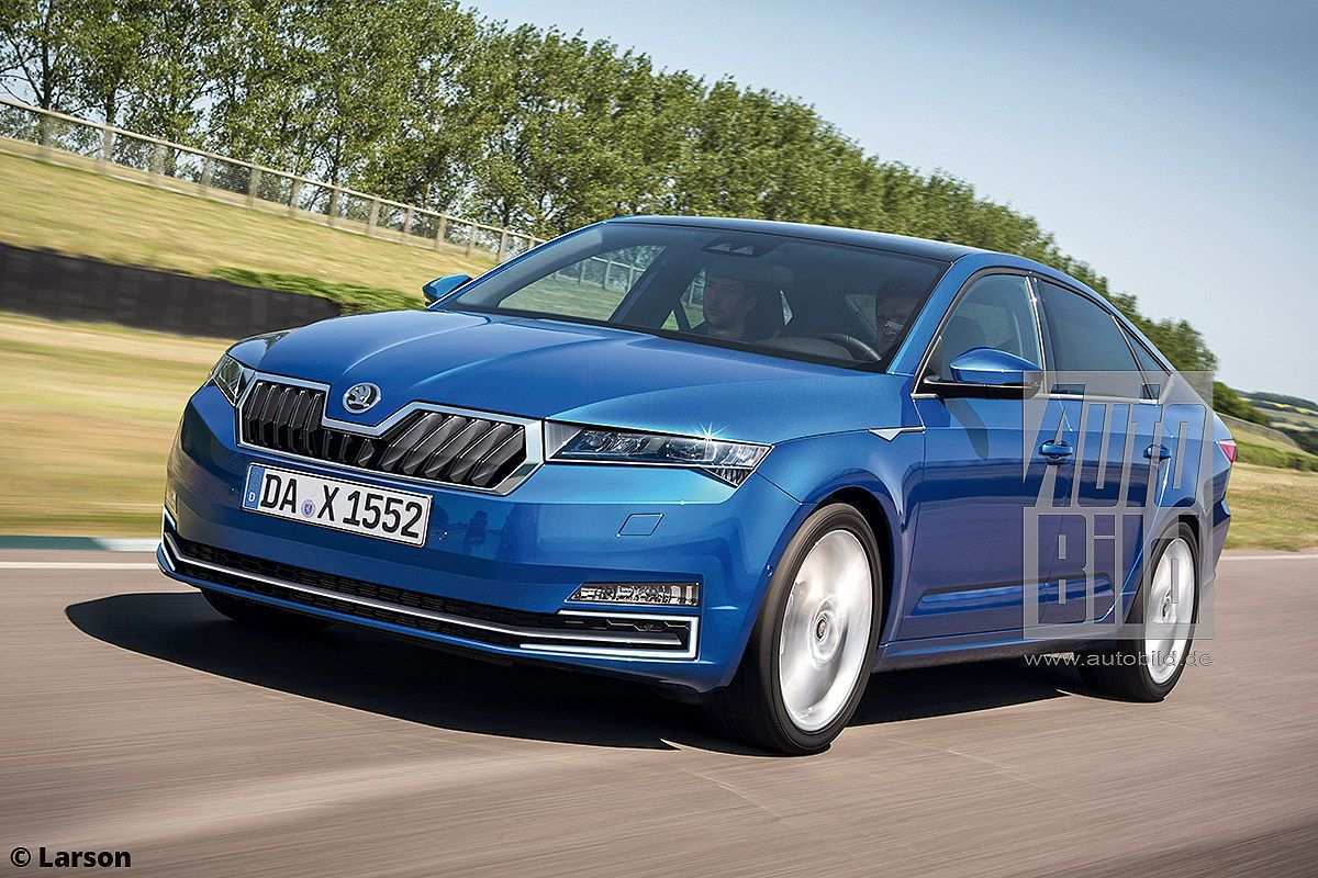 13 Best 2019 Skoda Octavia Wallpaper