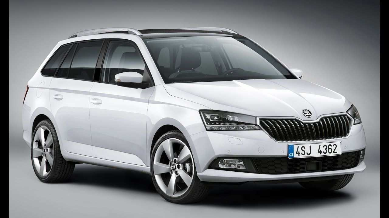 13 Best 2019 Skoda Roomster Overview | Review Cars 2020