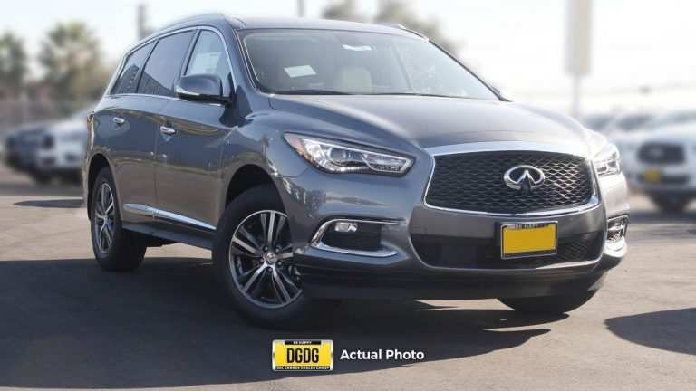 13 Best 2020 Infiniti Qx60 Spy Photos Interior
