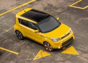 13 Best 2020 Kia Soul Solar Yellow Exterior
