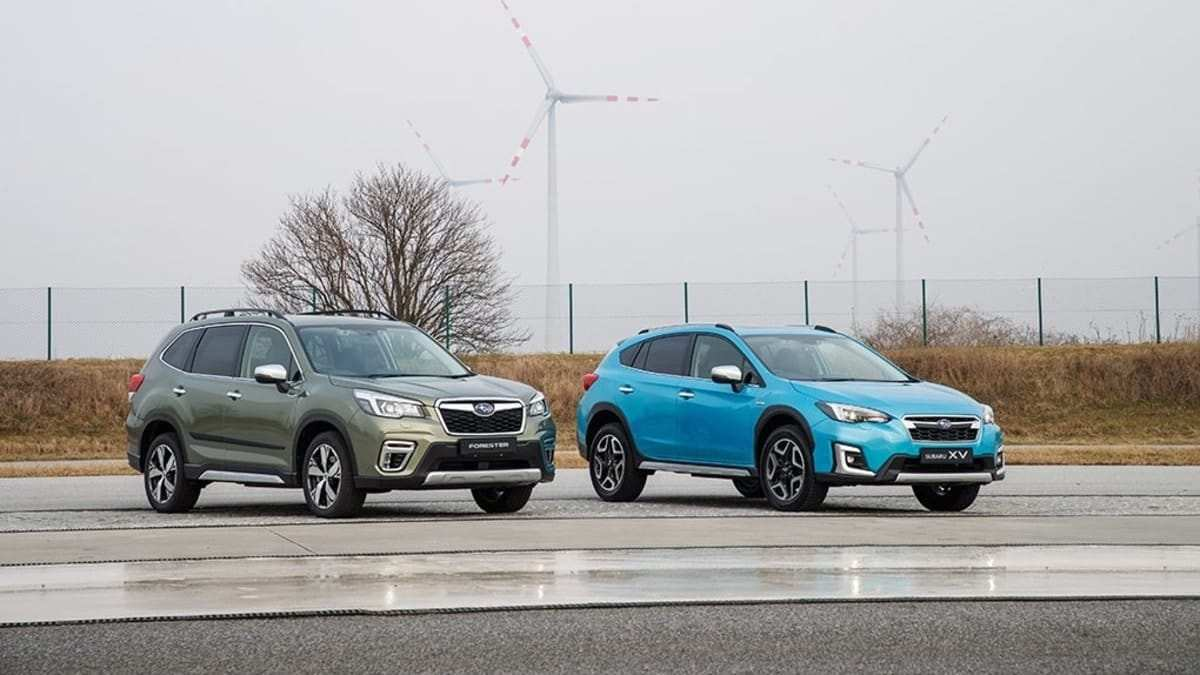 13 Best 2020 Subaru Crosstrek Hybrid Exterior And Interior