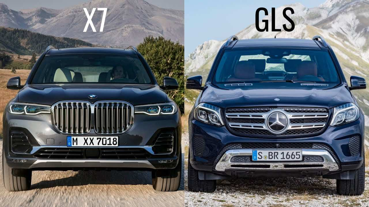 13 Best BMW X7 Vs Mercedes Gls 2020 Specs And Review