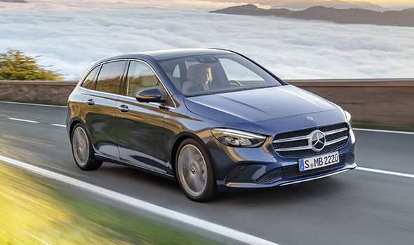 13 Best Mercedes 2019 B Class Spy Shoot