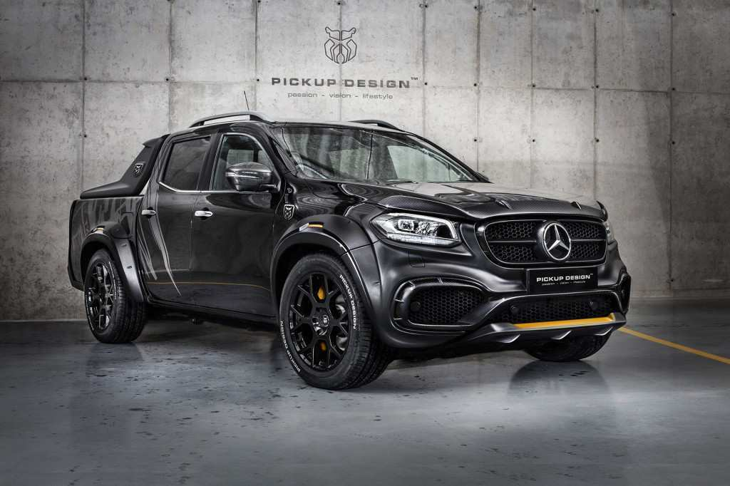 13 Best Mercedes Truck 2019 Redesign And Review