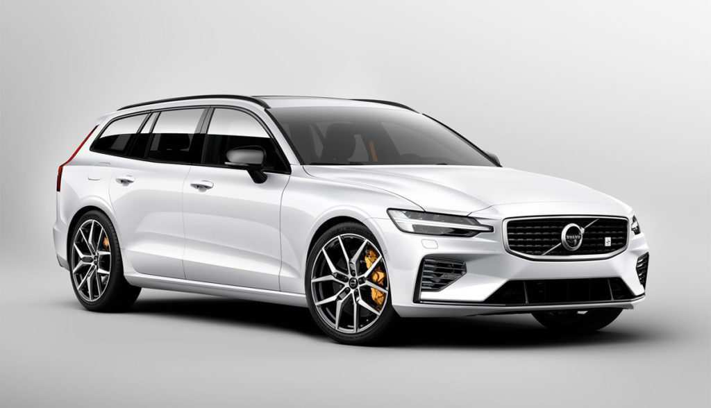 13 Best Volvo V60 Polestar 2020 Release Date And Concept