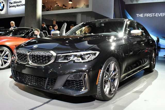 13 New 2019 BMW 3 Series Review And Release Date