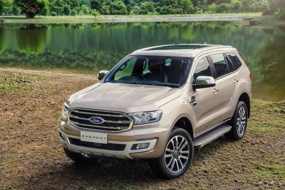 13 New 2019 Ford Everest Prices