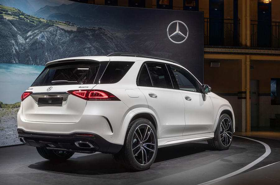13 New 2019 Mercedes Gle Coupe Picture