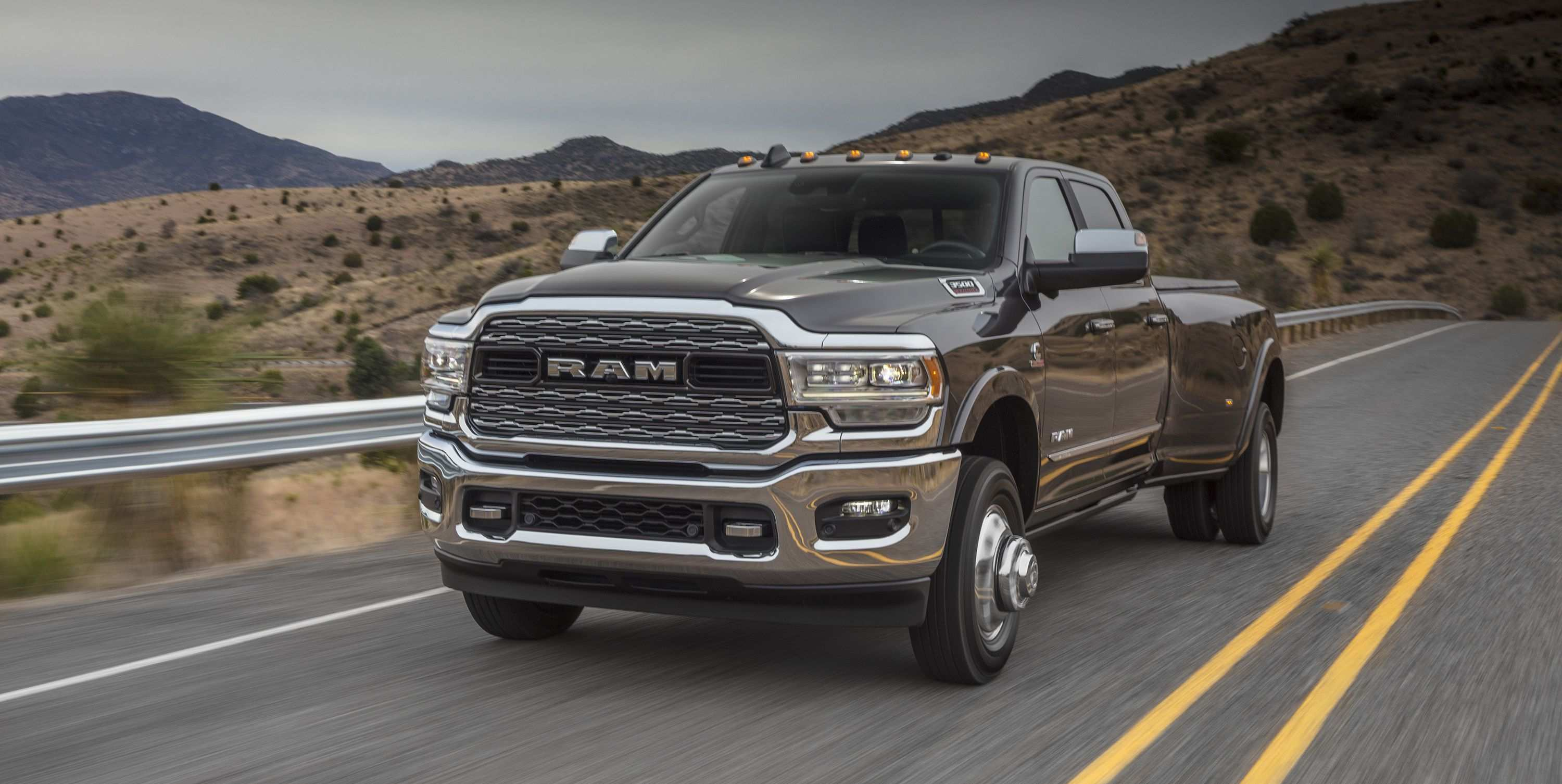 13 New 2019 Ram 2500 Diesel Picture