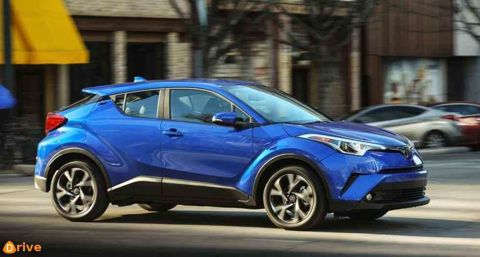 13 New 2019 Toyota C Hr Compact Overview