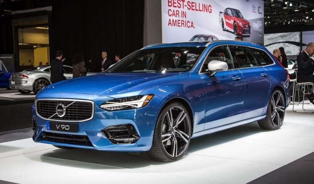 13 New 2019 Volvo V70 Performance And New Engine