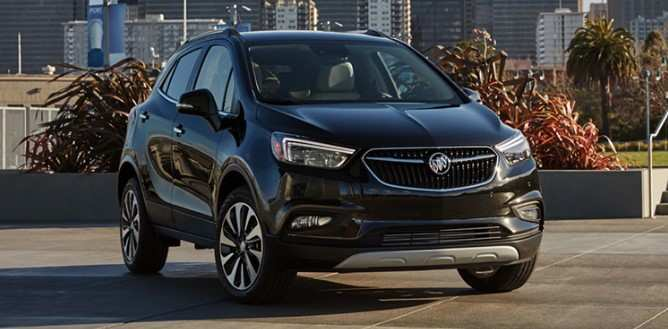 13 New 2020 Buick Encore Colors Release Date