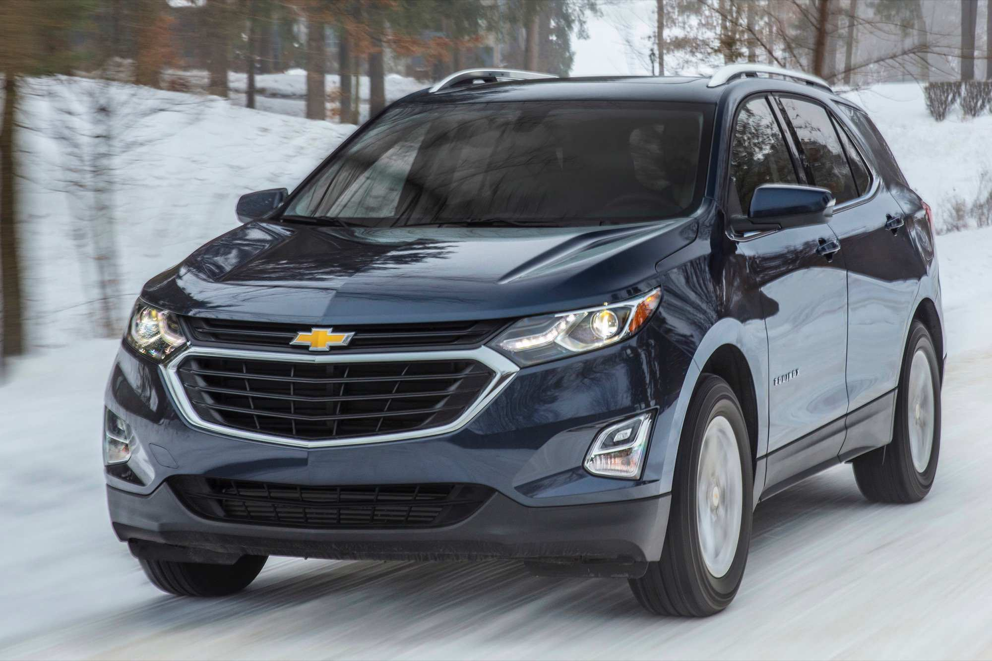 13 New 2020 Chevrolet Equinox Overview
