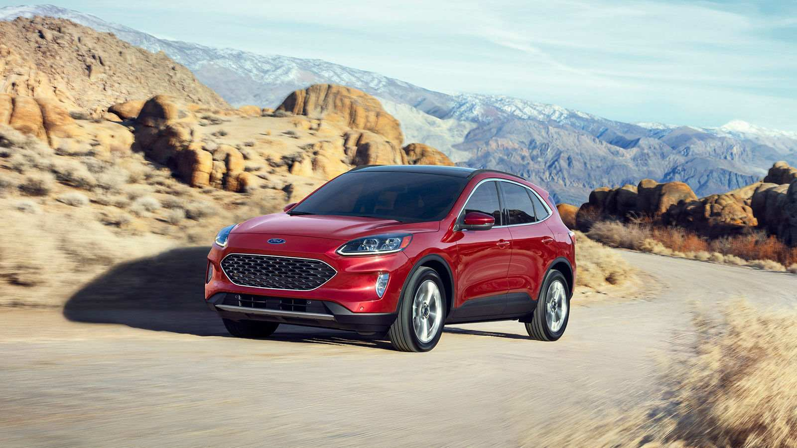 13 New 2020 Ford Escape Images