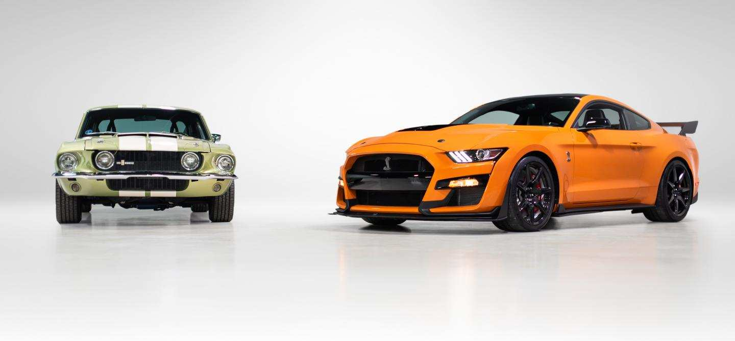 13 New 2020 Ford Mustang Shelby Gt500 Picture