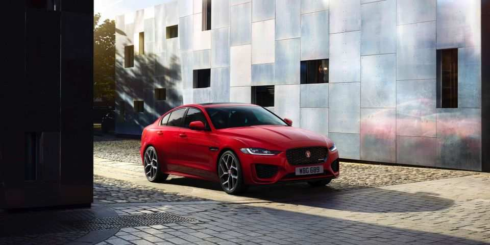 13 New 2020 Jaguar Xe Sedan Exterior And Interior
