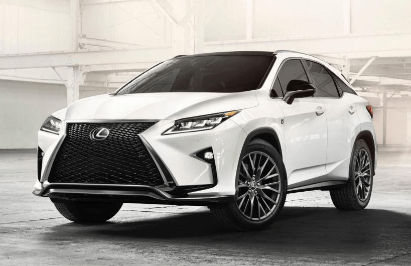 13 New 2020 Lexus RX 350 Pictures