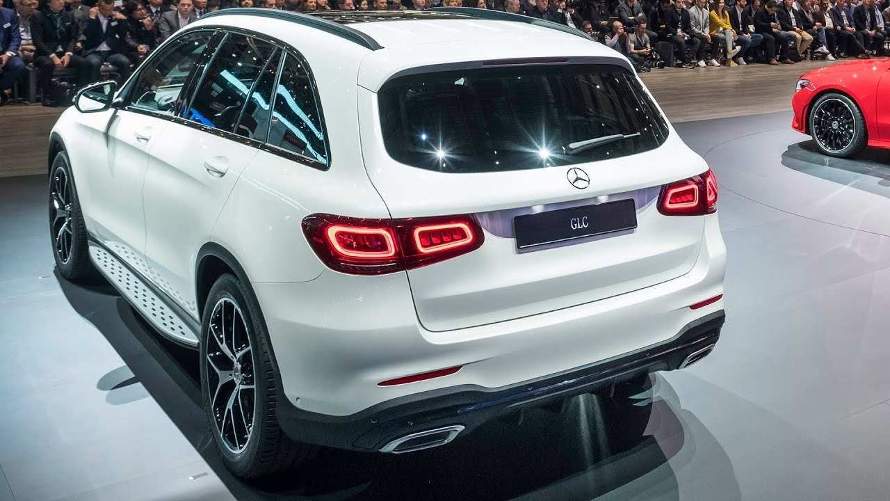 13 New 2020 Mercedes Glc Spesification