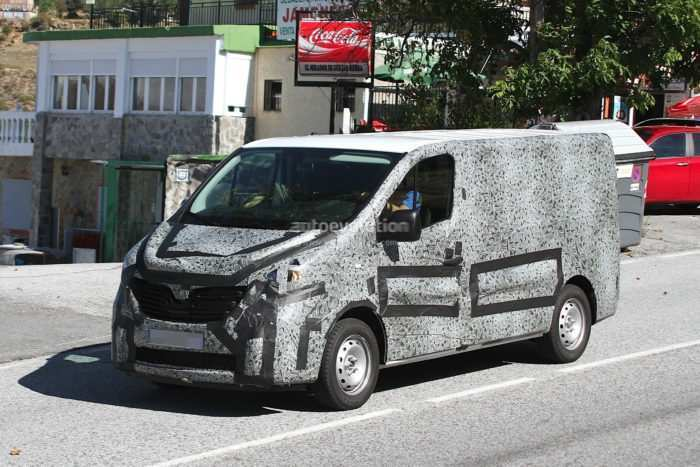 13 New 2020 Renault Trafic Images