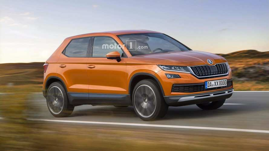 13 New 2020 Skoda Roomster Exterior