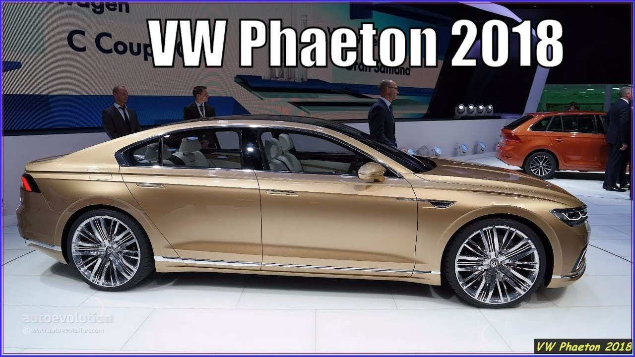 13 New 2020 VW Phaeton Photos