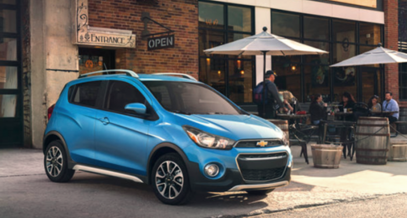 13 New Chevrolet Spark Gt 2020 Price And Release Date