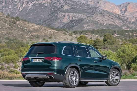 13 New Gls Mercedes 2019 Performance And New Engine