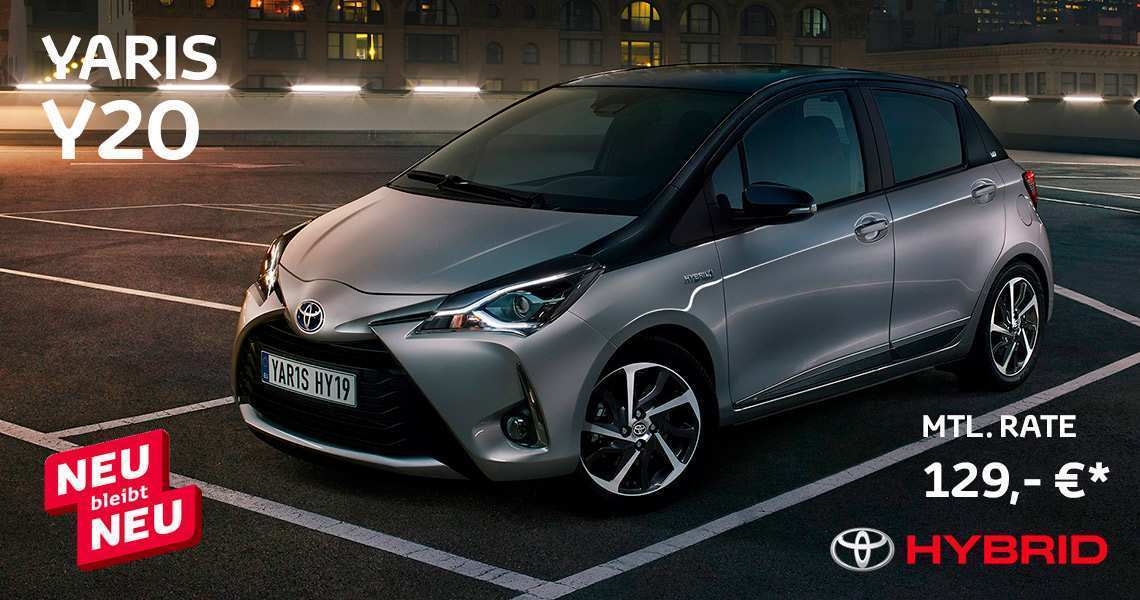 13 New Toyota Yaris 2019 Europe Reviews