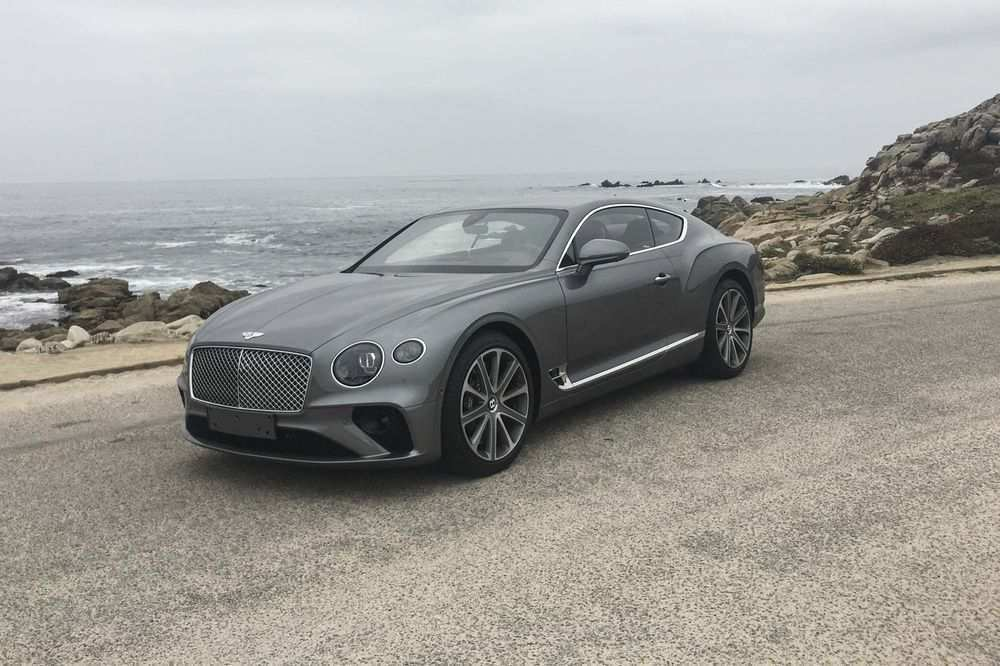 13 The 2019 Bentley Continental GT Price Design And Review