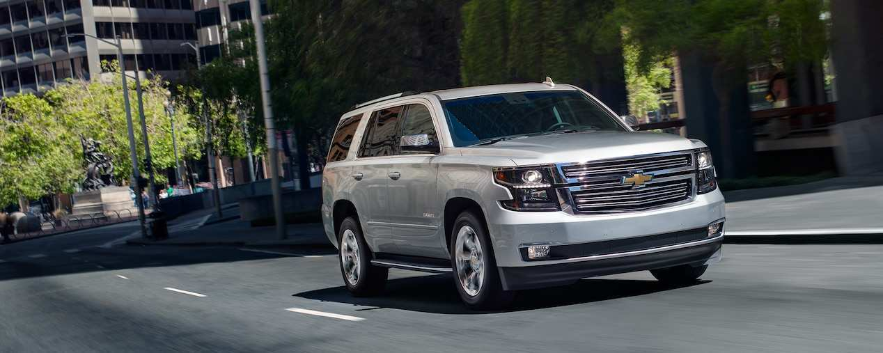 13 The 2019 Chevy Tahoe Ltz New Review